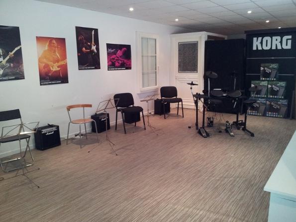Cours de Musique AB ROAD MUSIC